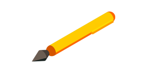 Afbeelding van een pen
